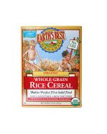 Earth's Best,1 segment organic high-iron cereal 227g, boxed, USA