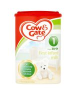 Cow&Gate,Imported 1 section infant formula 900g,UK