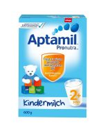 Aptamil,2+ segment milk powder 600g ,Germany,Carton packaging