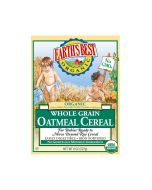Earth's best,2 segments organic cereal, oat, rice flour 227g, boxed, USA