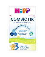 HiPP,3 section Probiotic Infant Formula Milk Powder 600g, Germany