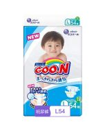 GOO.N,Vitamin E large paper diapers L code, 54 tablets