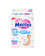 Merries,Medium size paper diapers M, 64 tablets