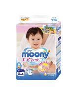Moony, Baby diapers M medium size, 64 tablets