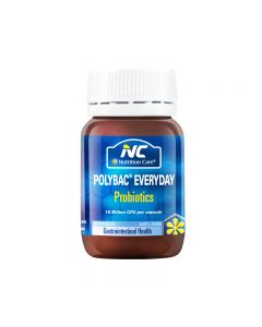 Nutrition Care,Polybac Everyday 30 Grain Probiotics,Australia