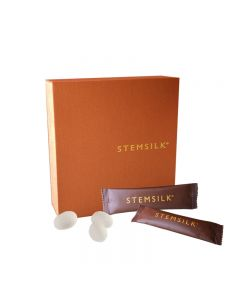STEMSILK,Peach solid drink 90G,15 packets