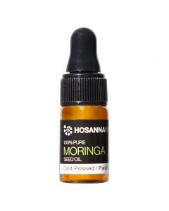 HosannaWind,100%Pure Moringa Seed Oil 3ml, USDA, Euro-leaf