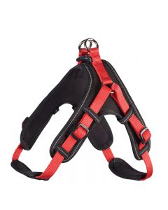 Hunter,Harness Neoprene Vario Quick, Nylon red,Neoprene black, Germany