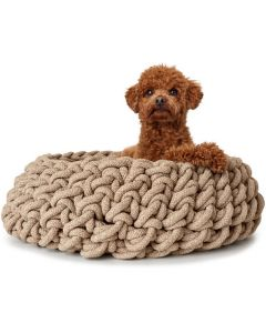 Hunter,Dog basket braided Linz, SILVERPLUS、BIONIC FINISH C6