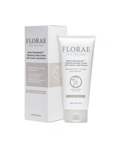 Florae,Mama Macadamia  Tightening Body Cream  with Caviar Lime Extract 200ML