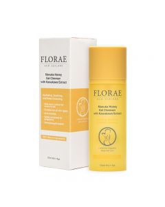 Florae,Manuka Honey Gel Cleanser with Kawakawa Extract 120ML