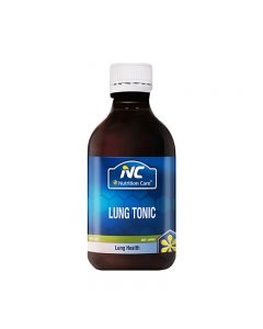 Nutrition Care,Lung Tonic 300ML,Australia