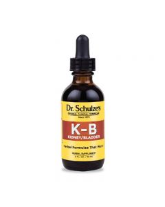 Dr.Schulze's ,Kidney & Bladder Formula 60ml