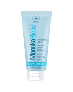 Manuka Biotic,Refreshing Clean Body Wash 200ml